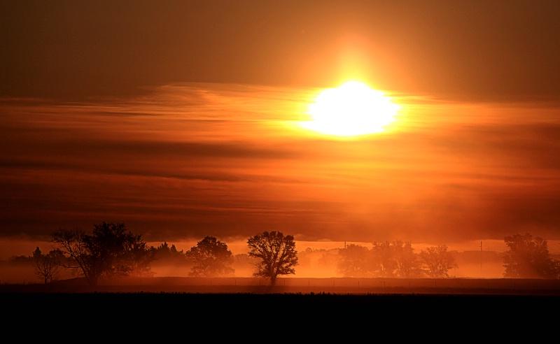 North Dakota Mornings