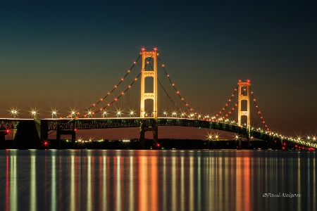 Twilight at Mackinac