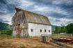 Abandoned Barn, F...