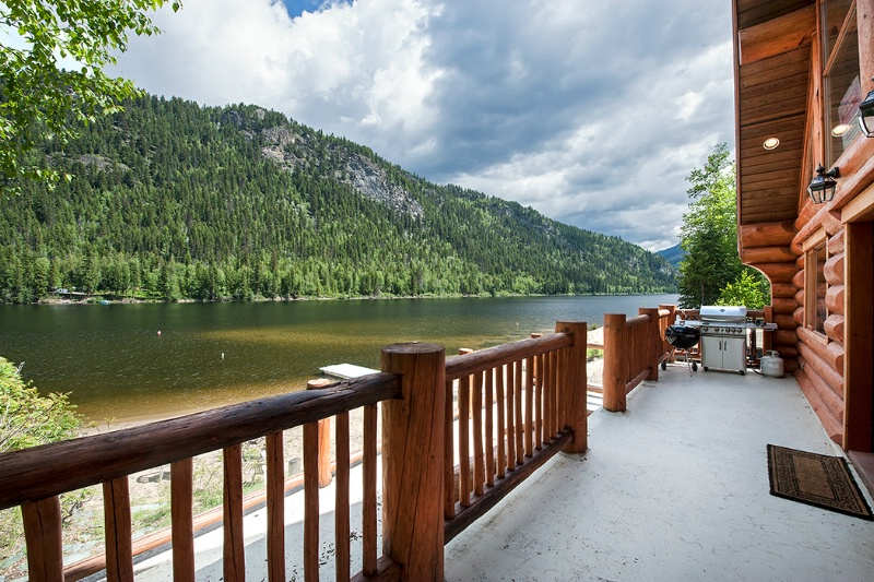 View from Deck - ID: 13916120 © Kelly Pape