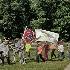 © Donald E. Chamberlain PhotoID# 13925063: day 3 battle sites 3 -kids begin march across pick
