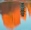 cairn reflection