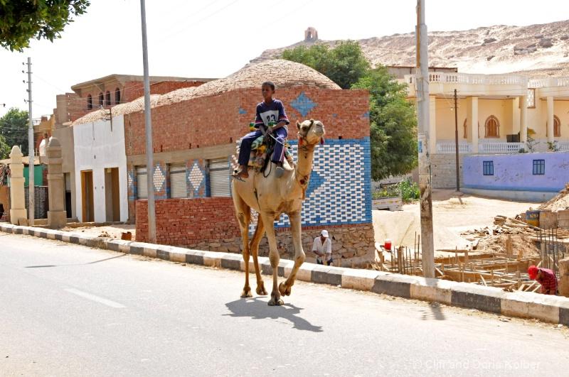 Nubian Town - ID: 13927195 © Cliff Kolber