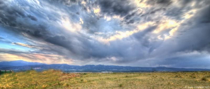 Wildfire Season In Colorado