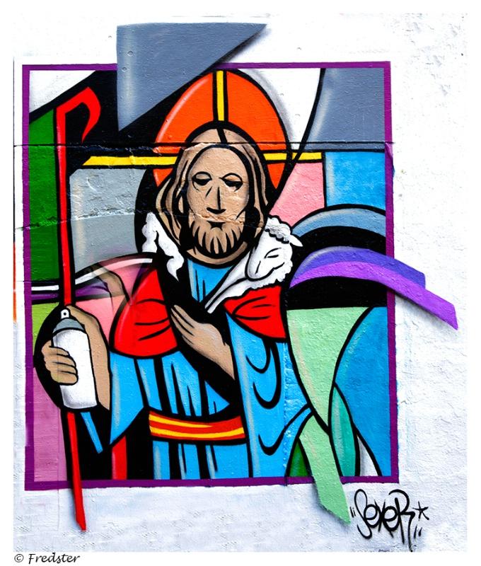Graffiti In Long Island City - ID: 13945878 © Frederick A. Franzella