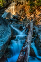 Reprocessed Two Holland Lake Falls