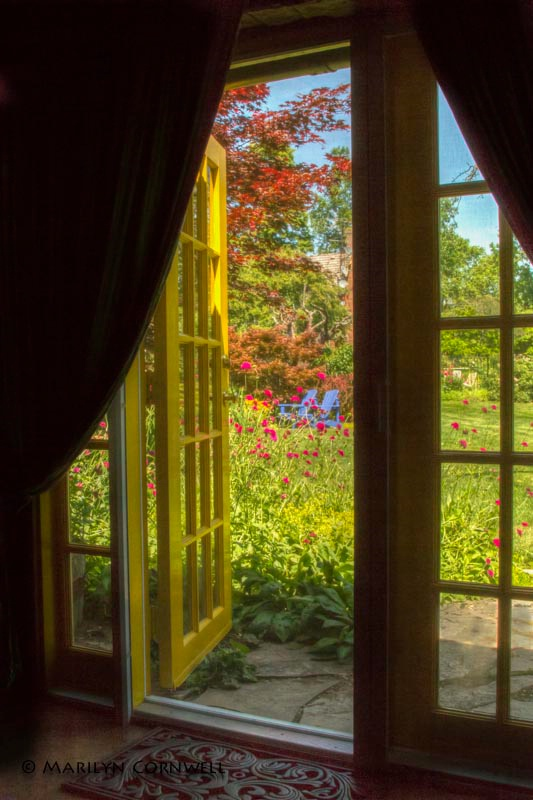 A Room With A View - ID: 13956154 © Marilyn Cornwell