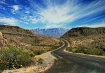 Big Bend roads