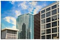 Downtown Bellevue Skyscrapers