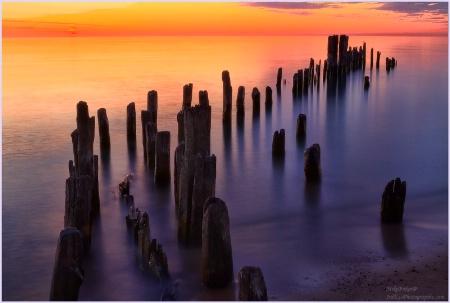 Sunrise at Gross Point