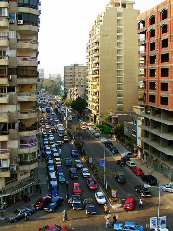 A Day in Cairo - ID: 13965141 © Eleanore J. Hilferty