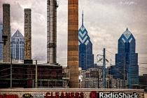 Smoke Stacks and Skyscrapers