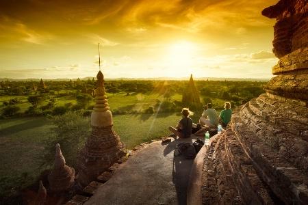 glorious Bagan