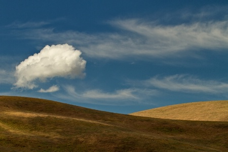 Land Meets Sky