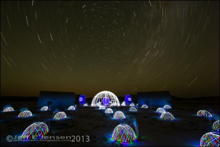 Gathering of the Domes