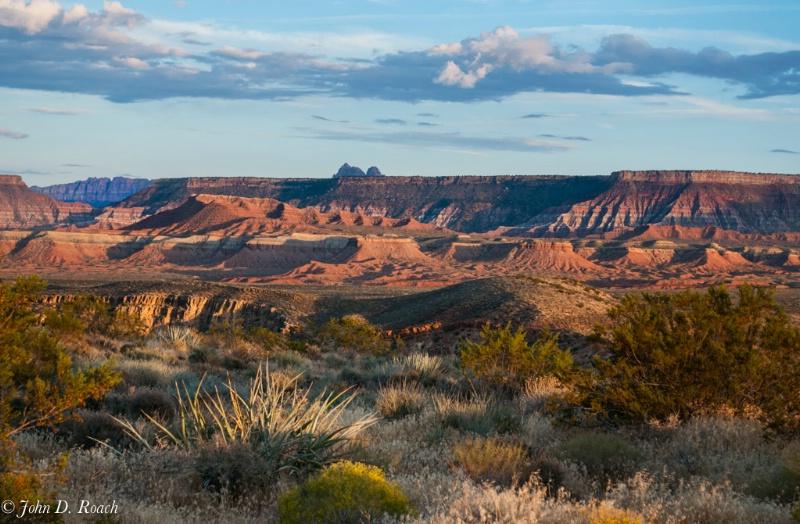 Gooseberry Mesa - ID: 13974371 © John D. Roach