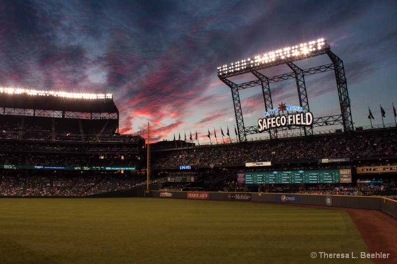 Safeco Field - ID: 13980293 © Theresa Beehler