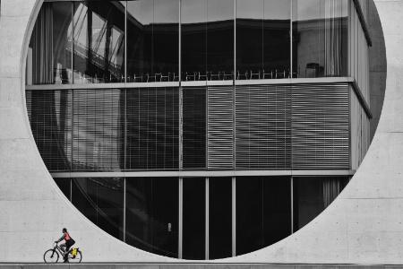 Lost 1/ Reichstagsufer Berlin