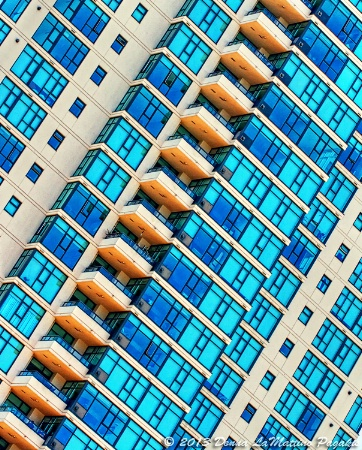 Little Blue Windows