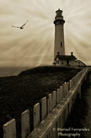 """""""Nostalgic Lighthouse"""""""
