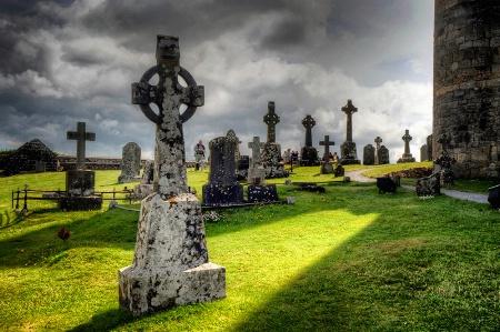 High Crosses of Cashel