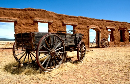Fort Union, New Mexico -On the Santa Fe Trail