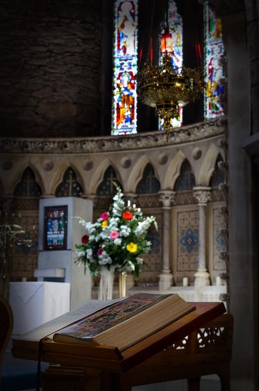 Church in Dingle, Ireland