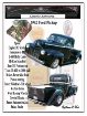 1942 Ford Pickup ...