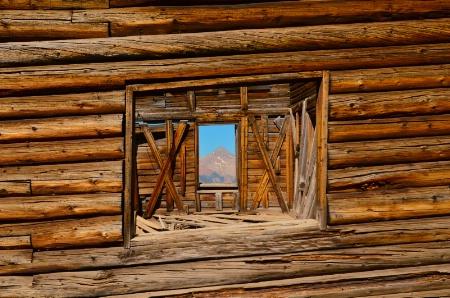 Mt. Wilson Window