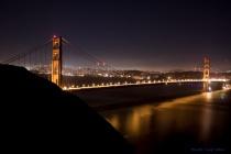 Golden Gate Bridge, SF California