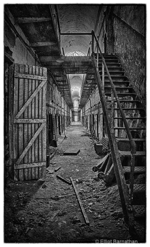 Eastern State Penitentiary 2 - ID: 14027909 © Elliot S. Barnathan