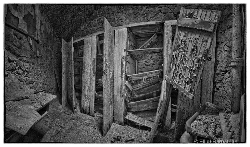 Eastern State Penitentiary 1 - ID: 14027912 © Elliot S. Barnathan