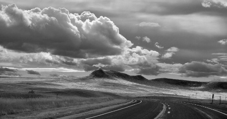 Long Lonesome Highway