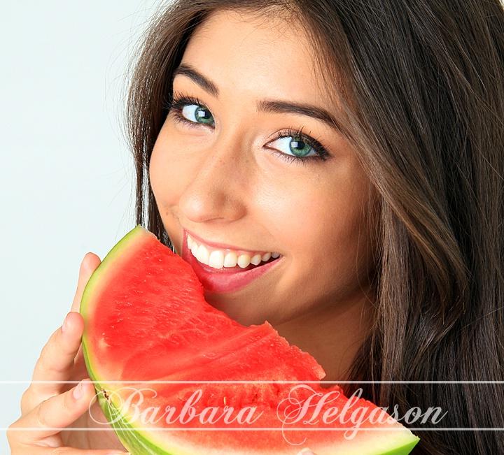 Watermelon beauty