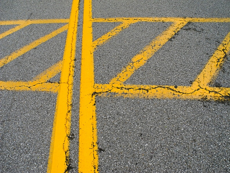 Cracked Lines