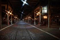 "----------""The Fort Worth Stockyards""-----"