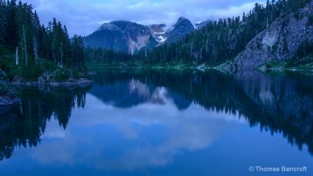 Wilderness Water -10-NEW-Twilight Watson Lake