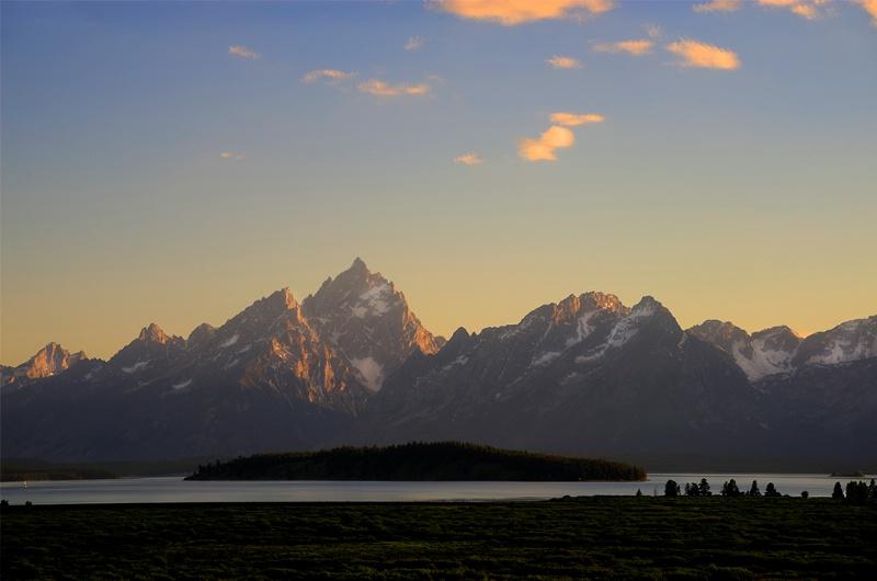 Island Sunset - ID: 14048975 © Kelly Pape