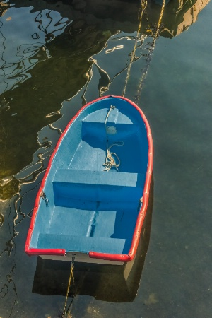Docked Dory