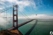 Golden Gate Bridge - 2013-1949