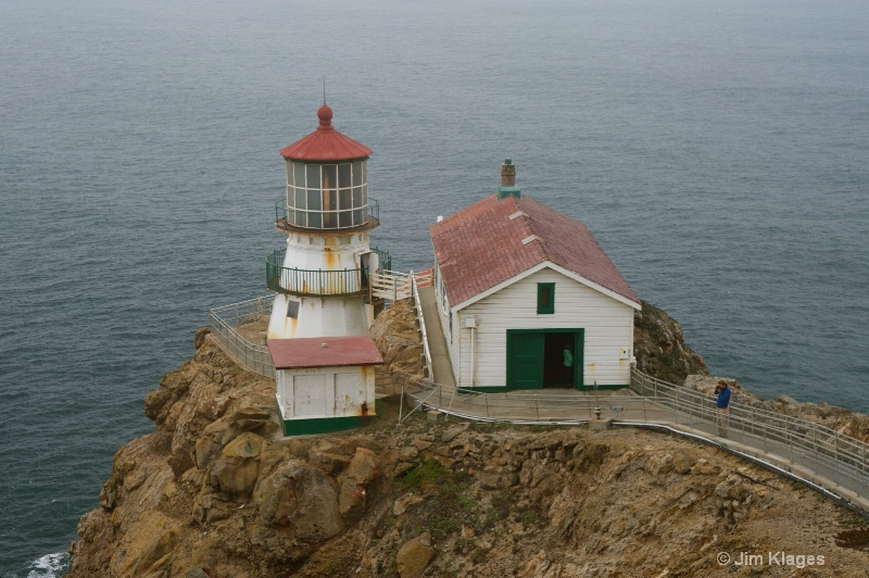 Point Reyes Lighthouse - ID: 14056855 © Jim Klages