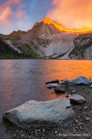 Snowmass Peak Sunrise