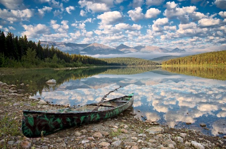patricia lake alberta