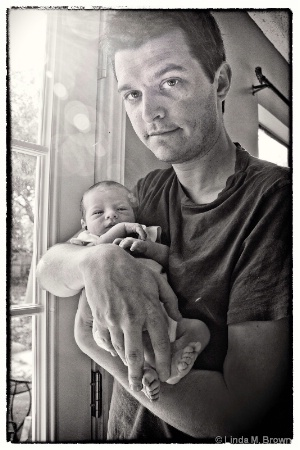 Newborn Dad