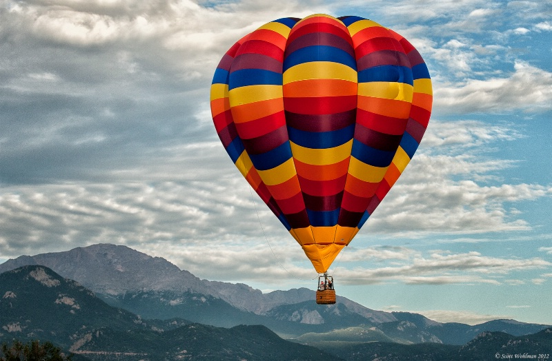 2013 Colorado Balloon Classic