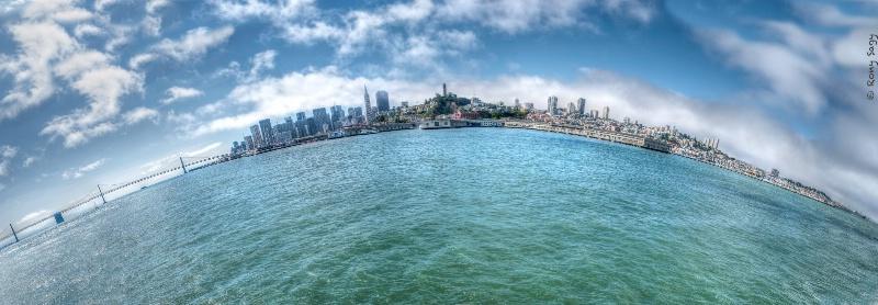 A Ferry Ride Accross the San Francisco Bay