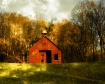 Autumn Schoolhous...