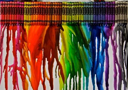 Dissolving Colors