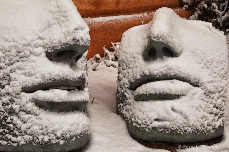 Brrr...it's cold - ID: 14090378 © Kerry L. Stewart