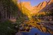 Dream Lake sunris...